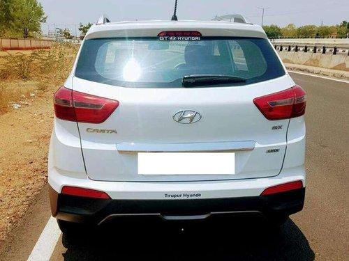 Hyundai Creta 1.6 SX, 2016, Diesel AT for sale in Coimbatore