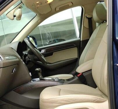 Audi Q5 2.0 TDI Technology 2017 AT for sale in Bangalore