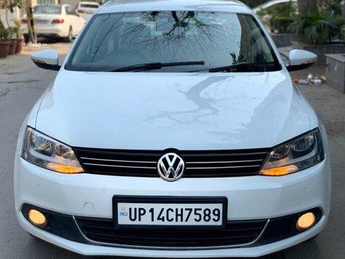 2014 Volkswagen Jetta 2013-2015 MT for sale in New Delhii