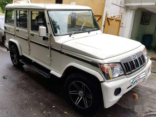 Mahindra Bolero SLX BS III, 2018, Diesel MT for sale in Rajkot
