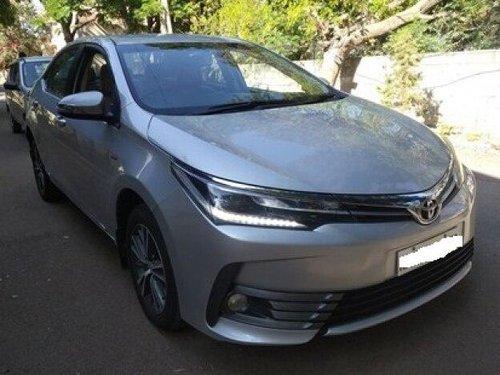 Toyota Corolla Altis 1.8 GL 2017 MT for sale in Bangalore