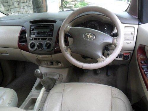 Toyota Innova 2006 MT for sale in Bangalore