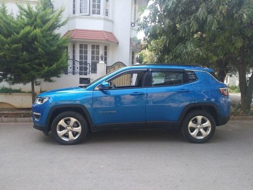 Jeep Compass 1.4 Limited 2017 AT for sale in Bangalore