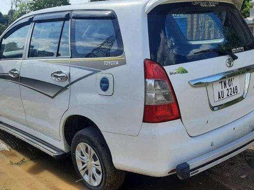 Toyota Innova 2.5 GX 8 STR, 2013, Diesel MT for sale in Chennai