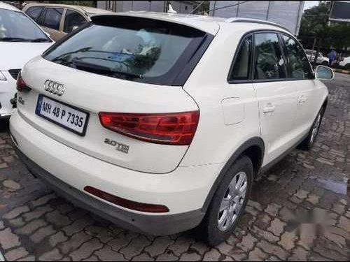 Used 2013 Audi Q3 2.0 TDI AT for sale in Mumbai