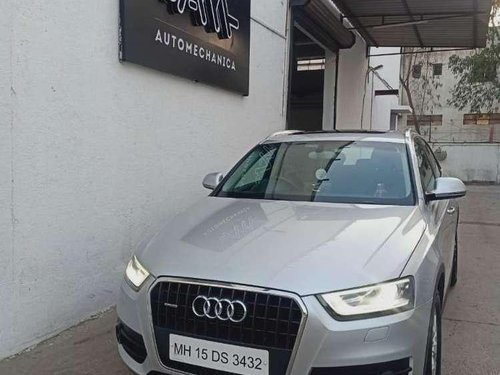 Used 2013 Audi Q3 2.0 TDI Quattro AT for sale in Pune