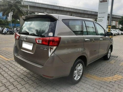 2017 Toyota Innova Crysta 2.8 ZX AT BSIV in Bangalore
