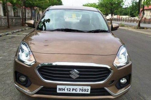 Maruti Dzire ZDI Plus 2017 MT for sale in Pune