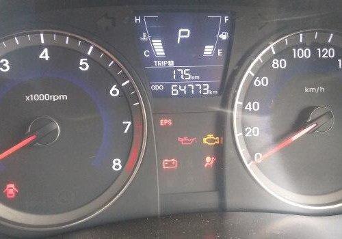 Used 2013 Hyundai Verna AT for sale in Faridabad