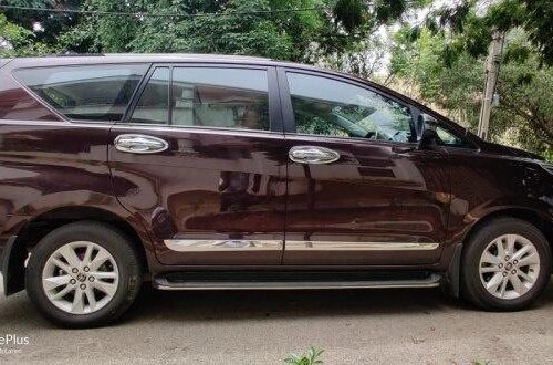 Used 2018 Toyota Innova Crysta 2.8 GX AT for sale in Bangalore