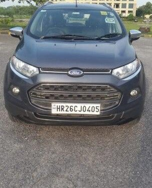 2014 Ford EcoSport 1.5 Diesel Titanium MT for sale in Faridabad