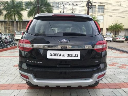Used 2018 Ford Endeavour AT for sale in Indore