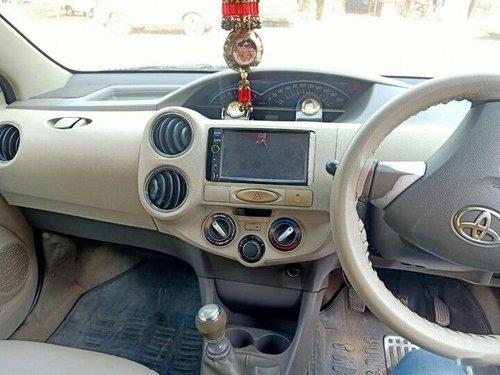 Used Toyota Platinum Etios 2013 MT for sale in Gurgaon