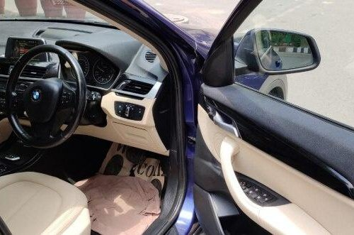 Used BMW X1 sDrive20d 2017 AT for sale in New Delhi