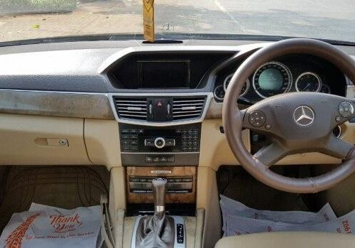 Mercedes Benz E Class 2011 AT for sale in Mumbai