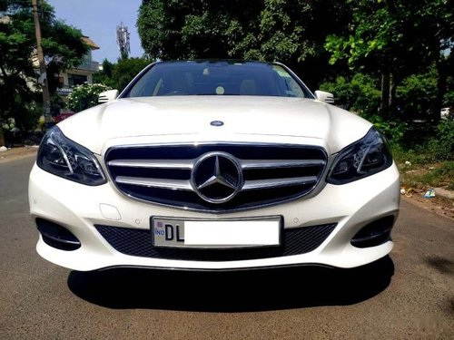 2014 Mercedes-Benz E-Class E250 CDI Avantgarde AT in Gurgaon