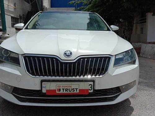 Used Skoda Superb 2016 AT for sale in Bangalore