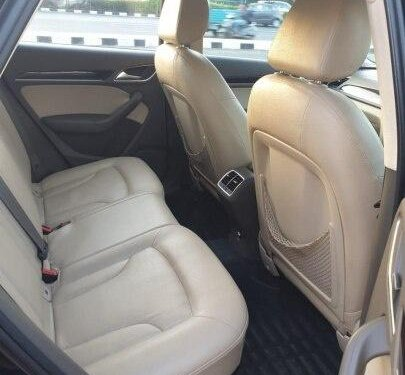 2015 Audi Q3 30 TDi Permium FWD AT in Ahmedabad