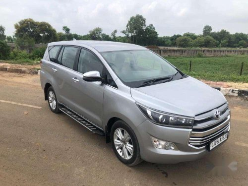 Used Toyota Innova Crysta 2018 MT for sale in Anand