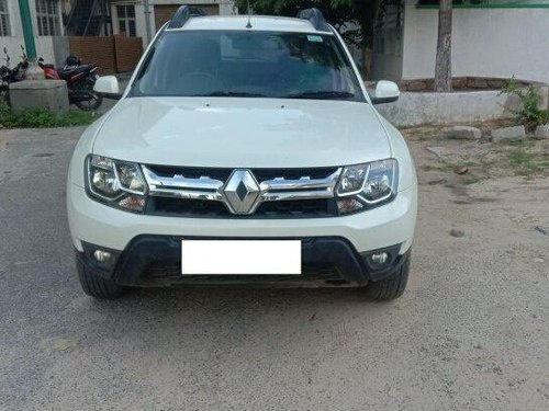 Used Renault Duster 2017 MT for sale in Bangalore
