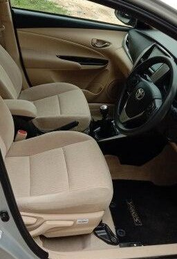 Used Toyota Yaris V 2018 MT for sale in Bangalore