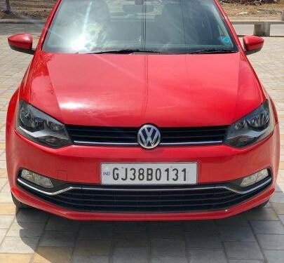 Volkswagen Polo 1.2 MPI Highline 2017 MT in Ahmedabad