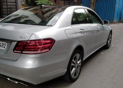 Used Mercedes-Benz E-Class 2015 AT for sale in New Delhi