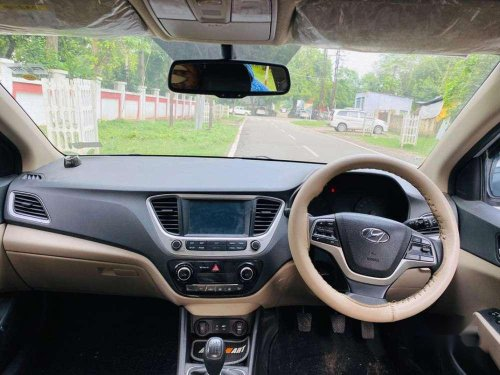 2018 Hyundai Fluidic Verna MT for sale in Varanasi