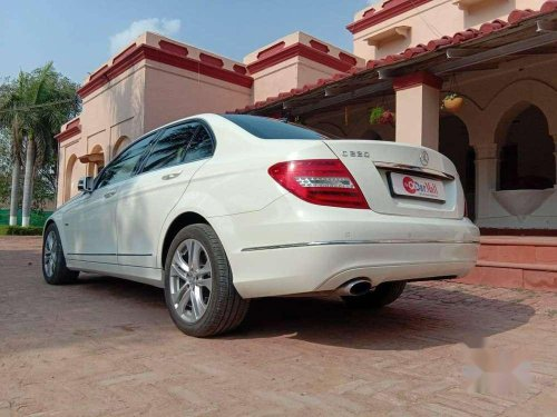Used Mercedes Benz C-Class 2012 AT for sale in Firozabad