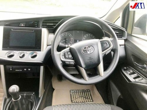 2019 Toyota Innova Crysta 2.4 G MT for sale in Ahmedabad