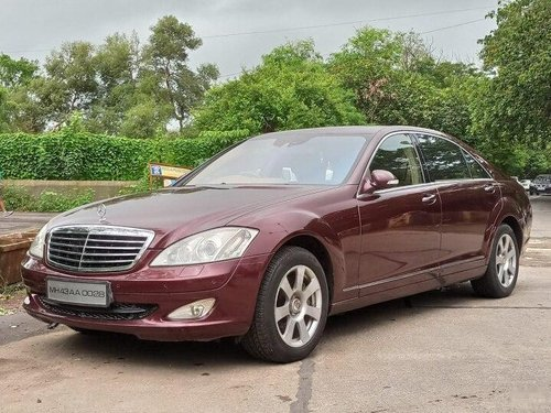 Mercedes Benz S Class 2009 AT for sale in Mumbai