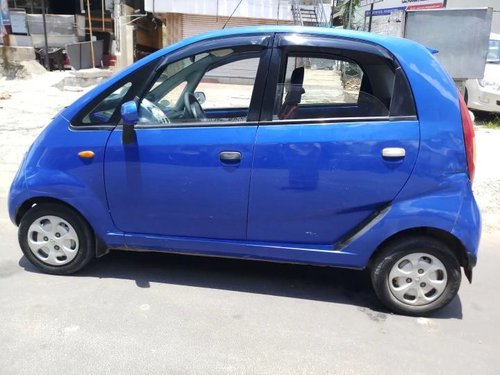 Used Tata Nano Lx BSIV 2013 MT for sale in Hyderabad