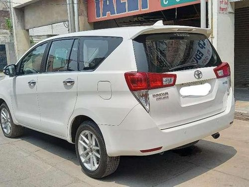 Used Toyota INNOVA CRYSTA 2016 MT for sale in Patiala