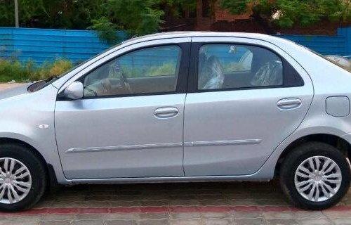 Used Toyota Platinum Etios 2012 MT for sale in New Delhi