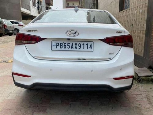 2018 Hyundai Verna AT for sale in Ludhiana