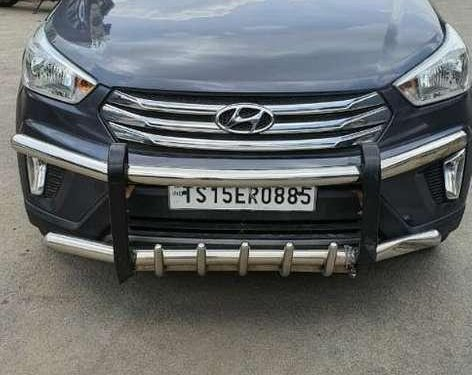 2017 Hyundai Creta MT for sale in Hyderabad