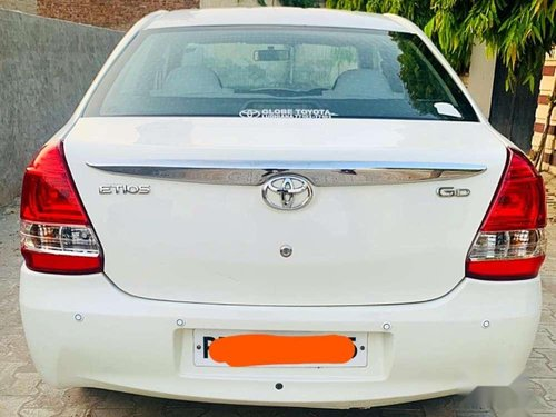 Used Toyota Etios GD, 2013 MT for sale in Ludhiana