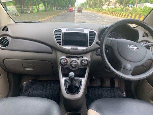 Used 2016 Hyundai i10 MT for sale in Mumbai