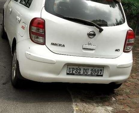 Used 2011 Nissan Micra MT for sale in Lucknow