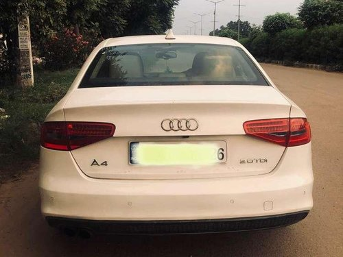 Used Audi A4 2.0 TDi 2013 AT for sale in Chandigarh