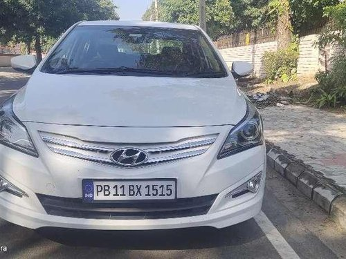 Hyundai Verna 1.6 CRDi SX , 2016, AT for sale in Chandigarh