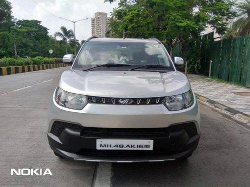 2016 Mahindra KUV100 NXT mFALCON D75 K6 MT in Mumbai