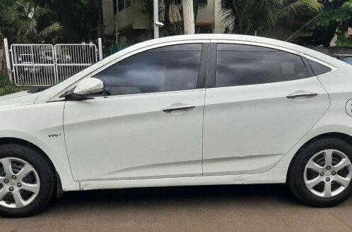 2012 Hyundai Verna 1.6 EX VTVT MT for sale in Pune