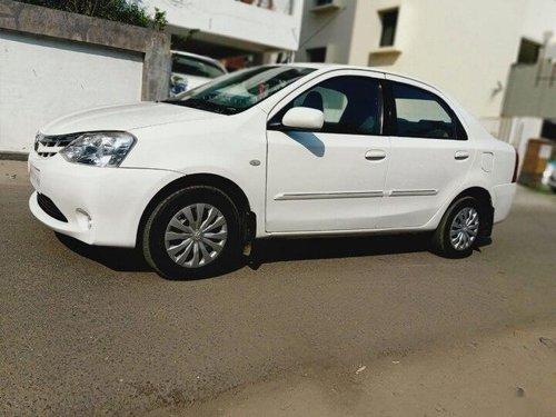 Used Toyota Platinum Etios 2013 MT for sale in Nashik