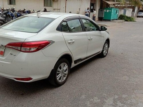 Used Toyota Yaris V CVT 2018 AT for sale in Bangalore