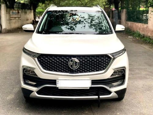 Used 2019 MG Hector AT for sale in New Delhi
