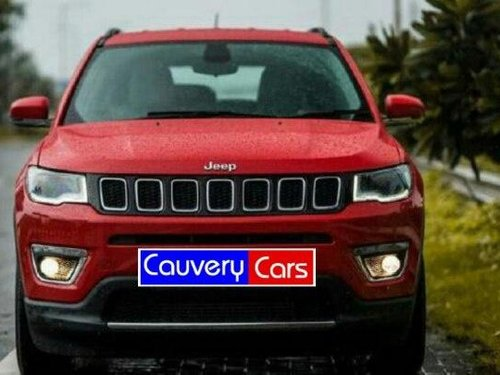 Used 2018 Jeep Compass 2.0 Limited Plus AT in Bangalore