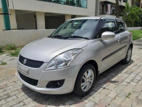 Used Maruti Suzuki Swift ZXi 2012 MT for sale in Bangalore