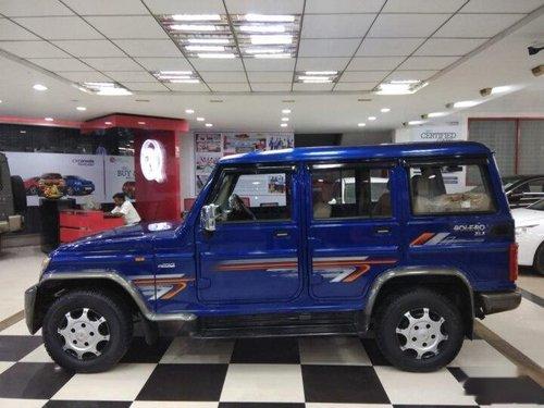 Used Mahindra Bolero 2017 MT for sale in Bangalore