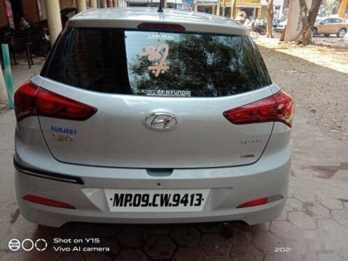2017 Hyundai i20 Sportz 1.4 CRDi MT for sale in Indore-7